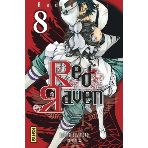 Red Raven Tome 8