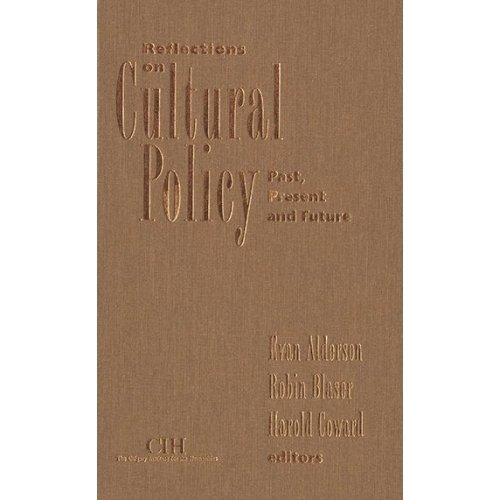 Reflections on Cultural Policy