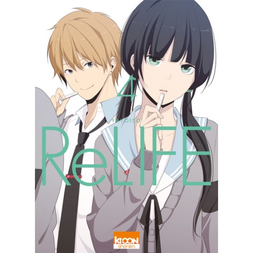 ReLIFE Tome 4