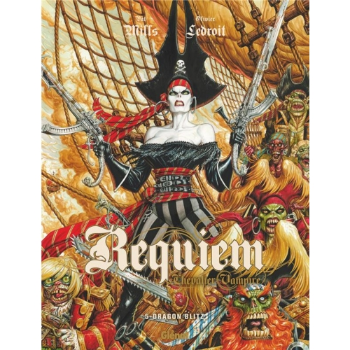 Requiem Tome 5 - Dragon blitz
