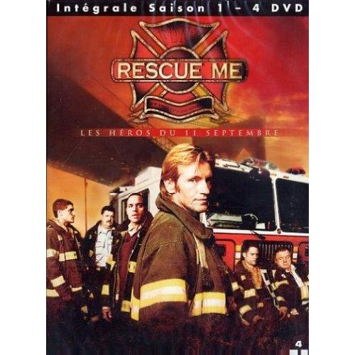 RESCUE ME  INTEGRALE SAISON 1 DIGIPACK 4