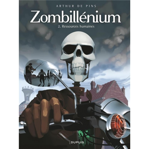 Zombillénium Tome 2 - Ressources humaines