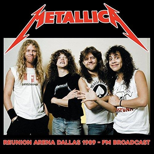 REUNION ARENA DALLAS 1989 - FM BROADCAST
