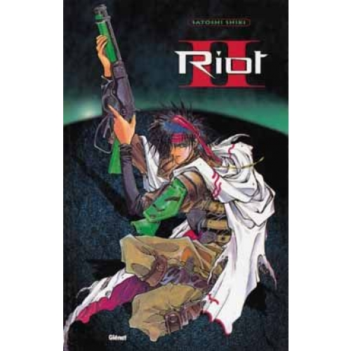 Riot. Tome 2