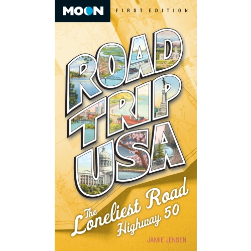 Road Trip USA: The Loneliest Road, Highway 50