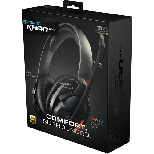 Casque gaming - Khan Aimo - Roccat®