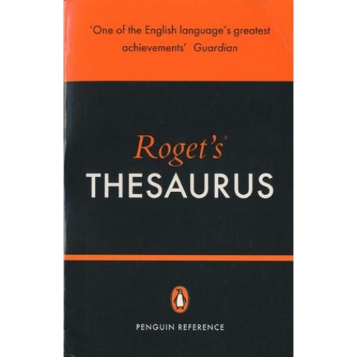 Roget's Thesaurus EDITION 2004