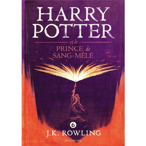 Harry Potter Tome 6 Harry Potter Et Le Prince De Sang Mele