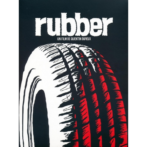 RUBBER COMBO BLURAY ET DVD