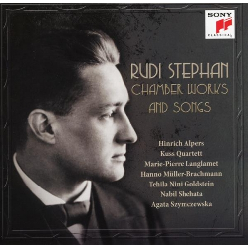 RUDI STEPHAN : CHAMBER WORKS AND SONGS
