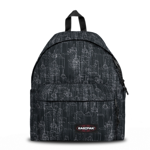 Sac à dos Eastpak - Pak'r Black Blocks - 1 compartiment