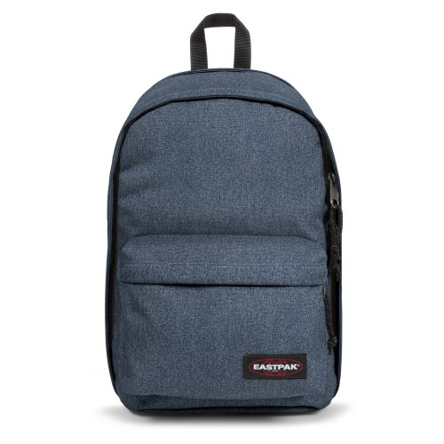 Sac 2 Eastpak Double Denim Compartiments Back Work To À Dos WY29EDHI
