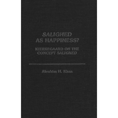 Salighed As Happiness?