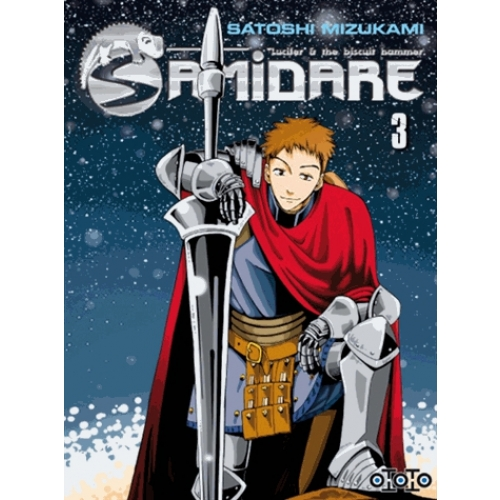 Samidare, Lucifer and the biscuit hammer Tome 3