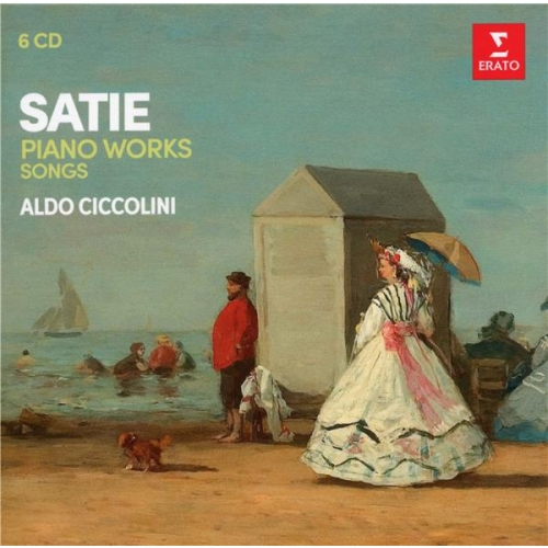 SATIE : OEUVRES POUR PIANO