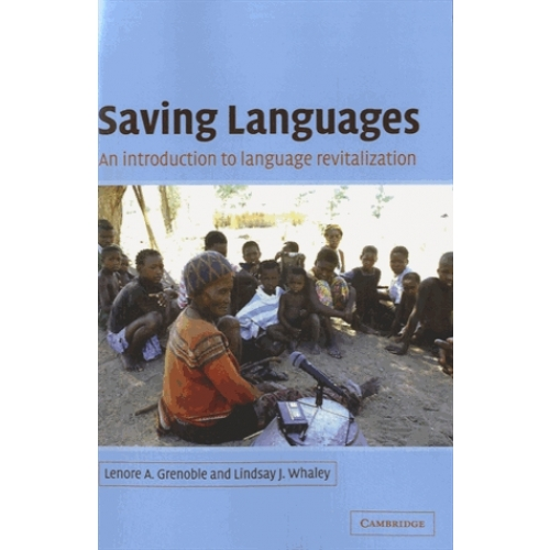 Saving Languages - An Introduction to Language Revitalization