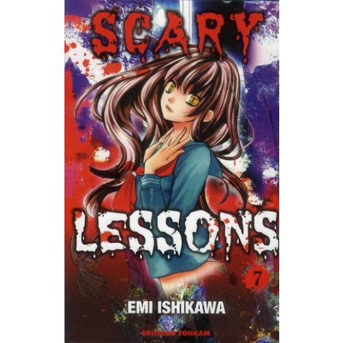 Scary Lessons Tome 7