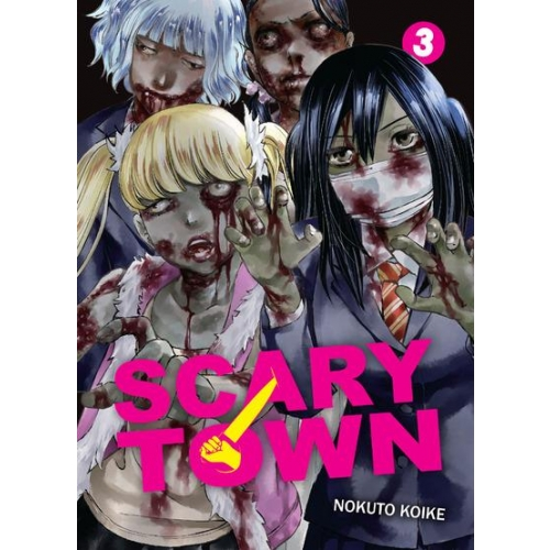 Scary Town Tome 3