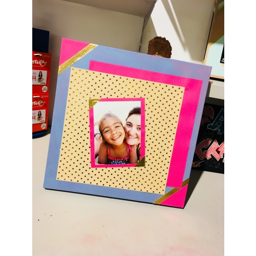 Scrapbooking parent/enfant