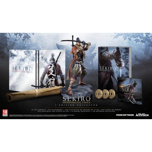 Sekiro : Shadows Die Twice - Edition Collector