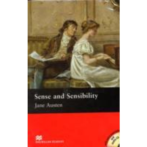 Sense and Sensibility. - Level 5 Audio CD Pack
