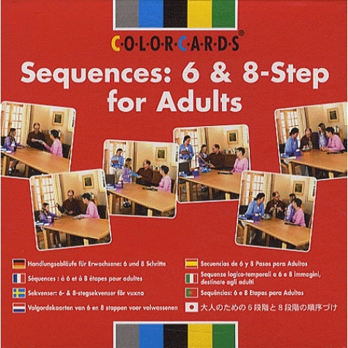 Sequences : 6 and 8-step for Adults