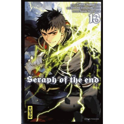 Seraph of the end Tome 13