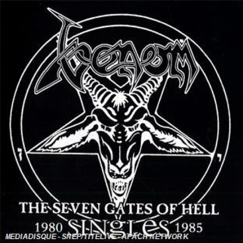 SEVEN GATES TO HELL : THE SINGLES 1980-1985
