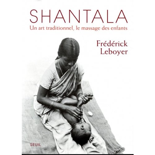 Shantal - Un art traditionnel, le massage des enfants