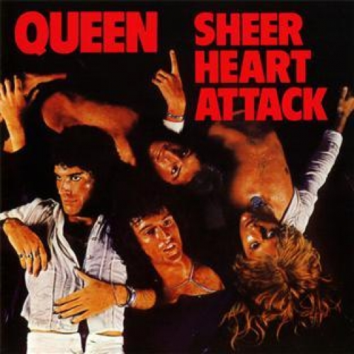SHEER HEART ATTACK 1974