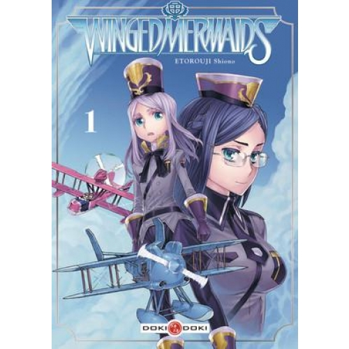 Winged Mermaids Tome 1