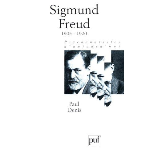 Sigmund Freud. Volume 3, 1905-1920