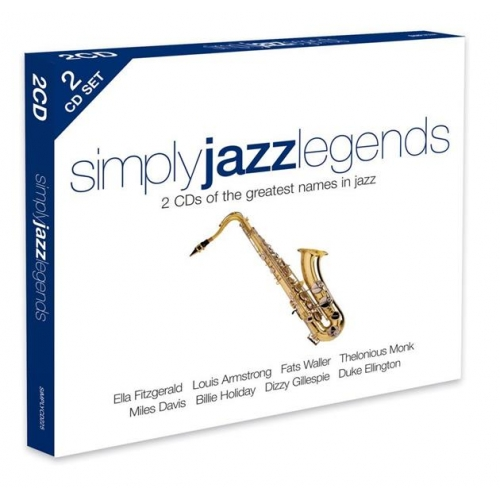 SIMPLY : JAZZ LEGENDS