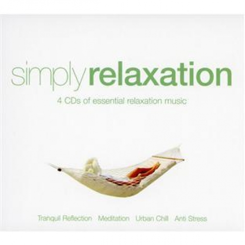 Coffret 4 CD - Simply Relaxation