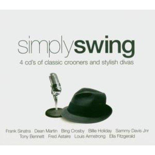 Coffret 4 CD - Simply Swing