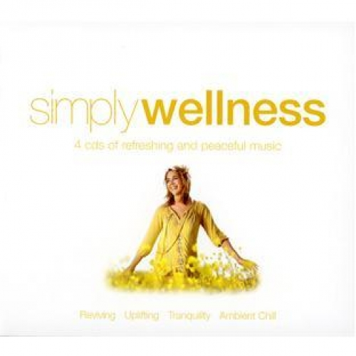 Coffret 4 CD - Simply Wellness
