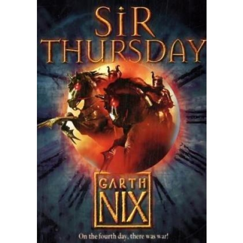 Sir Thursday. - The Keys to the Kingdom