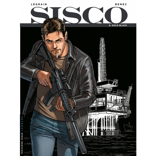 Sisco - Tome 9 - Gold Black