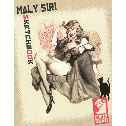 Sketchbook maly siri - Volume 1