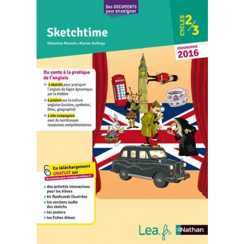 Sketchime Cycles 2/3 - Programme 2016