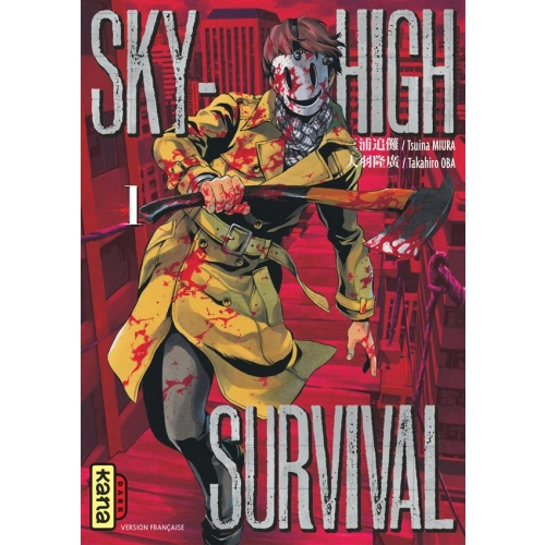 Sky-high survival Tome 1