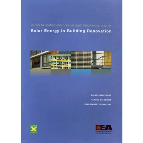 Solar Energy in Building Renovation