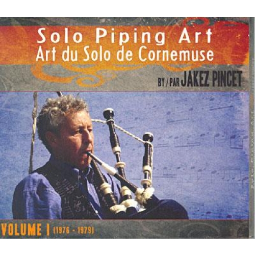 SOLO PIPING ART /VOL.1 (ART DU SOLO EN CORNEMUSE)