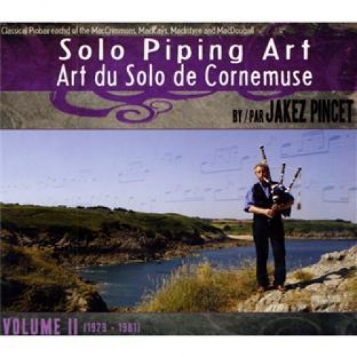 SOLO PIPING ART VOL.2