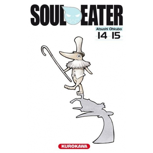 Soul Eater Tome 14-15