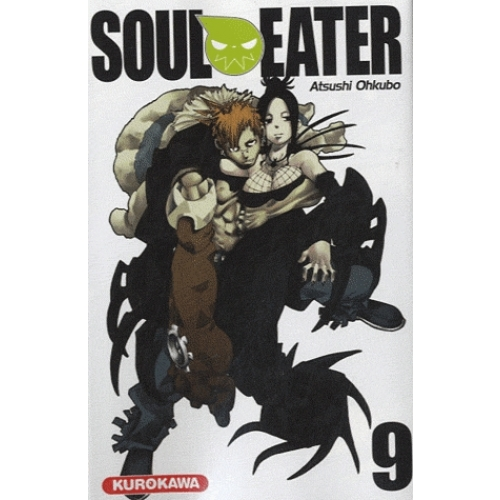 Soul eater Tome 9