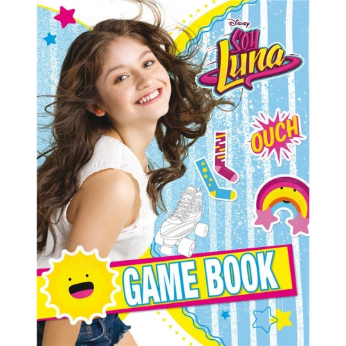 Soy Luna game book