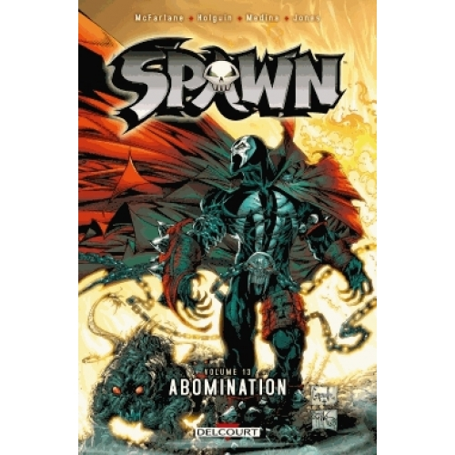 Spawn Tome 13 - Abomination