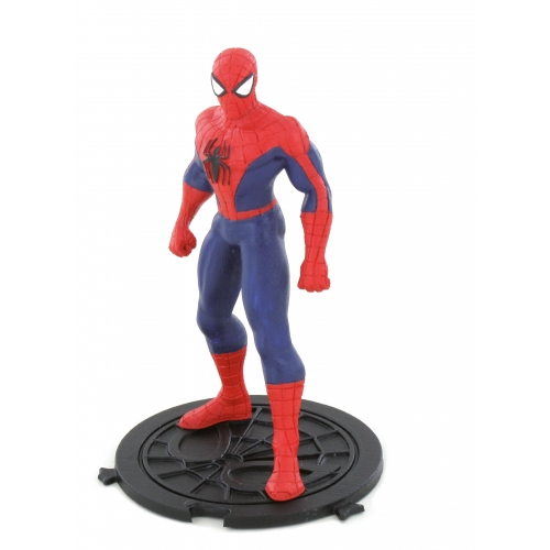 Figurine Spiderman - Peter Parker - 9 cm - Comansi
