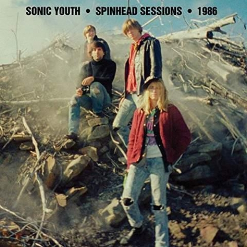SPINHEAD SESSIONS (UNRELEASED SESSIONS 1986)